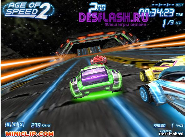 Age of Speed 2. Время скорости - 2