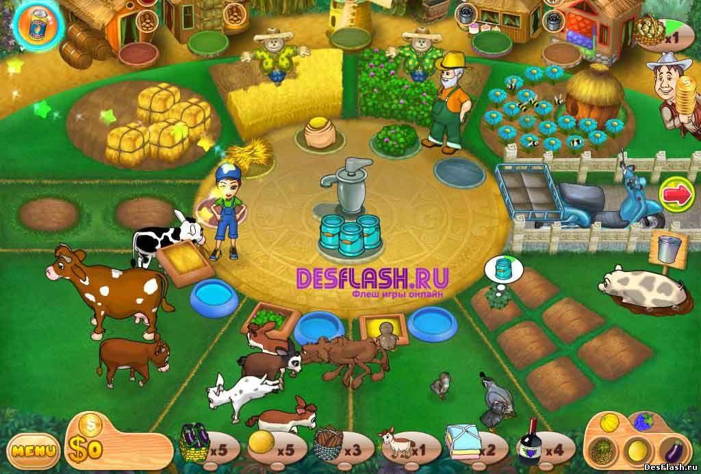 Farm Mania 2. Фермомания - 2