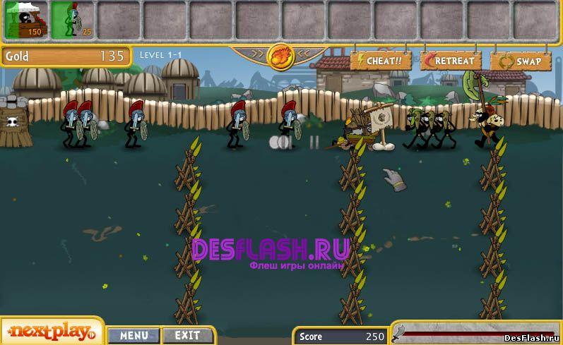 Дефенс тауер онлайн игра